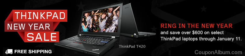 lenovo thinkpad new year sale