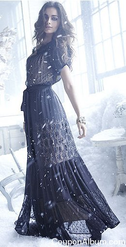 newport news maxi dress