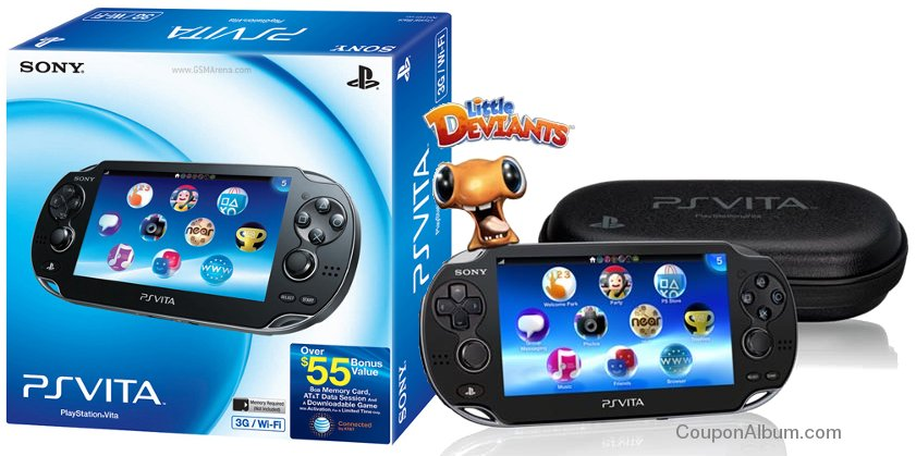 playstation vita 3g-wi-fi launch bundle