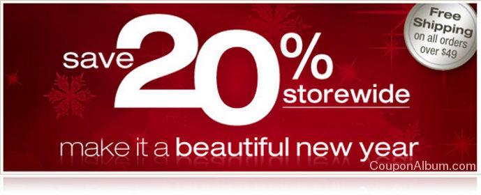 skinstore new year offer