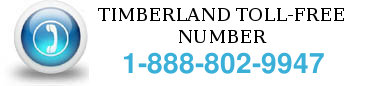 timberland toll free number