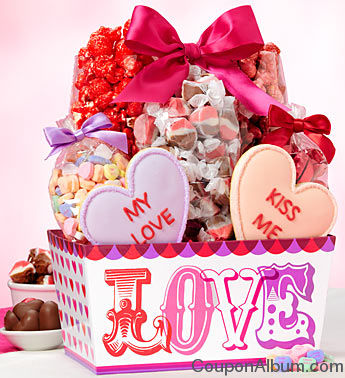 valentines day sweets box