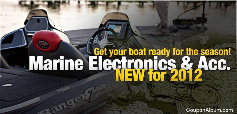 Cabela's Marine Electronics and Accessories