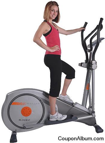 Bladez Fitness X450 Elliptical Trainer