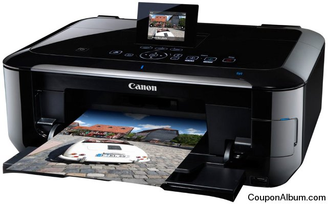 This $ inkjet printer is a solid all-around pick. According to our testers, it produces high-quality text, graphics, and photographs. It even has a special tray for snapshot-sized photo paper.