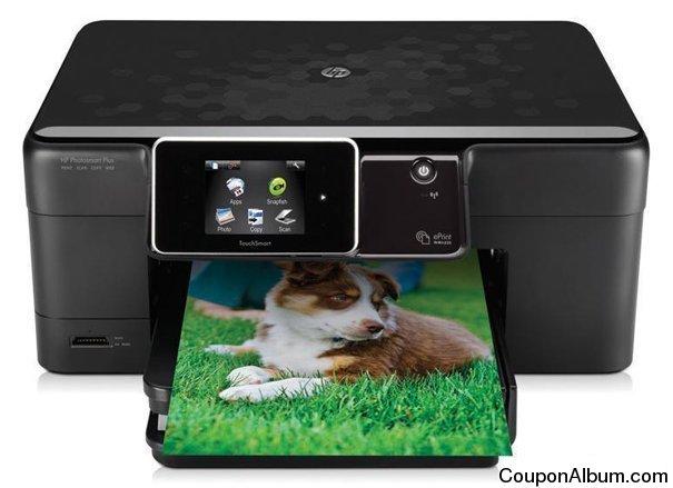 HP B210 Photosmart Plus e-All-in-One Printer