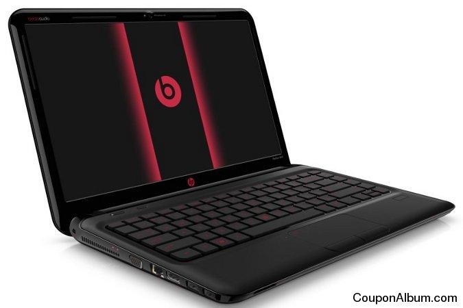HP Pavilion dm4t Beats edition laptop