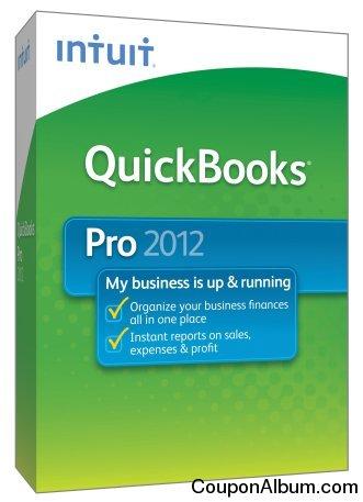 Intuit QuickBooks Pro 2012