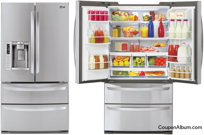 gl double prices br fridge ratings door french medium refrigerator l lg and