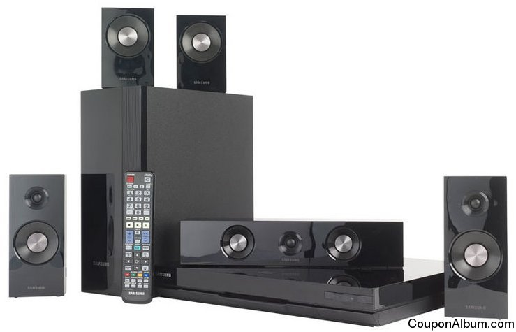 Samsung HT-D5500 home theater system