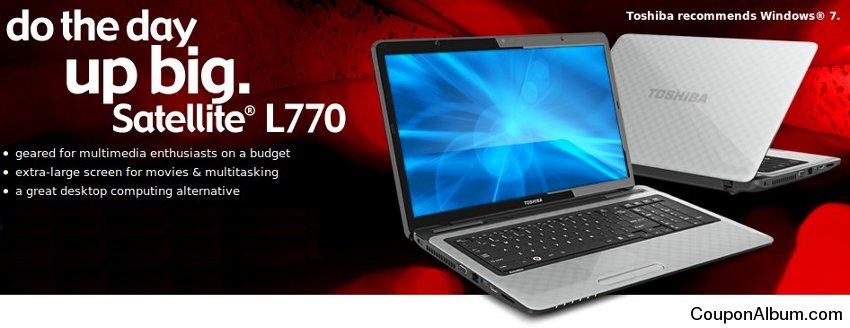 Toshiba Satellite L770-BT4N22 Laptop