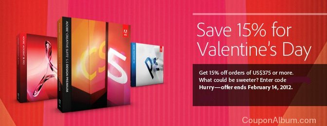 adobe valentines day offer
