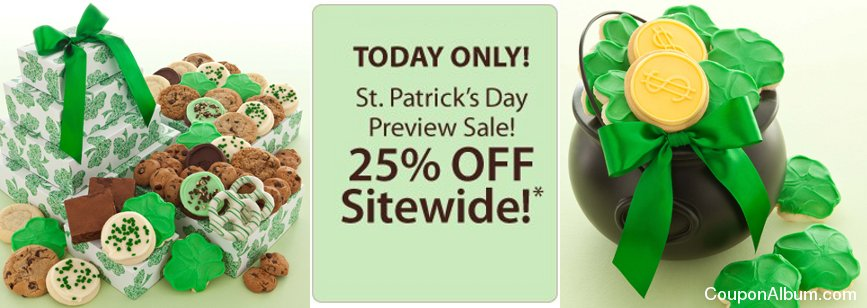 cheryls st patricks day gifts