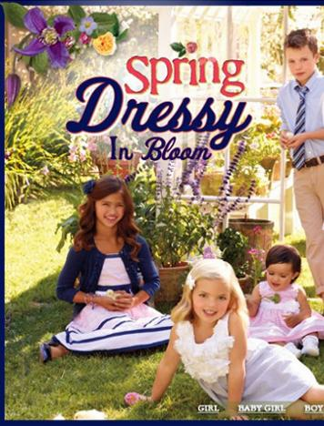 childrens place spring dressy collection-1
