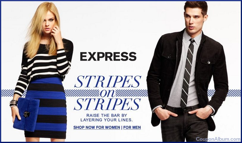 express spring looks