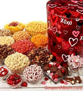 graffiti hearts grand deluxe snack