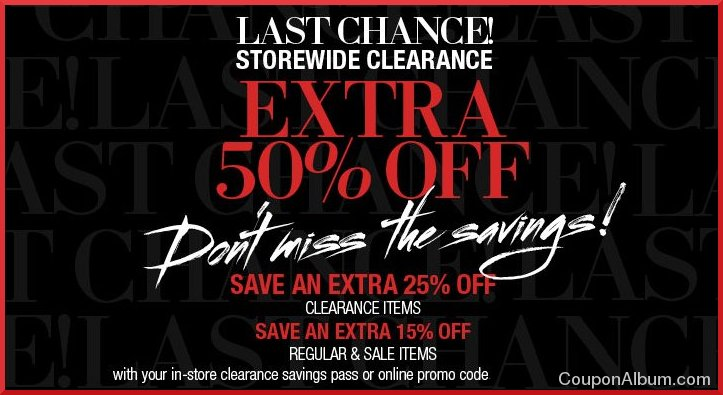 lord and taylor storewide clearance