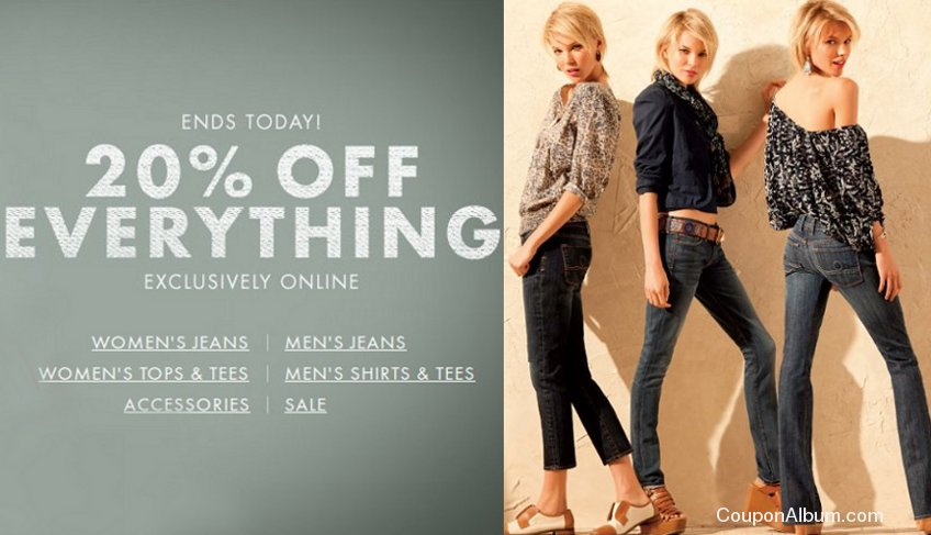 lucky brand jeans online offer