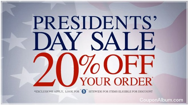 mikasa presidents day sale