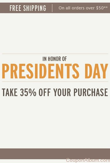 perry ellis presidents day savings