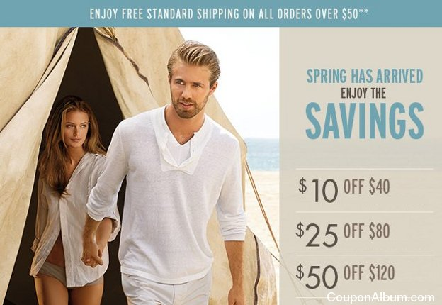 perry ellis spring savings