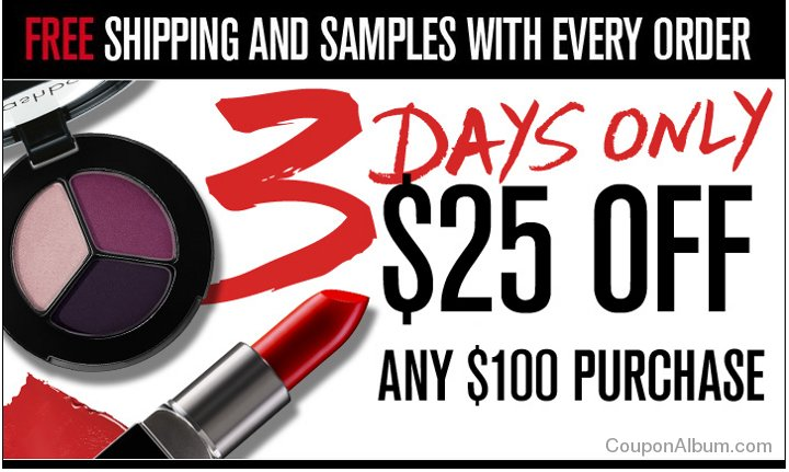 smashbox hot coupon
