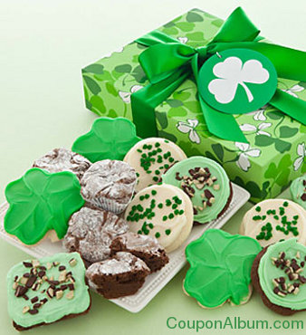 st. pats truffles & brownies