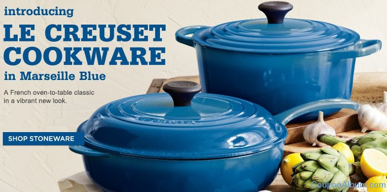 williams sonoma le creuset cookware