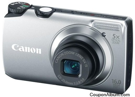Canon PowerShot A3301 IS