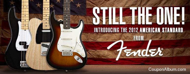 Fender 2012 American Standard Series
