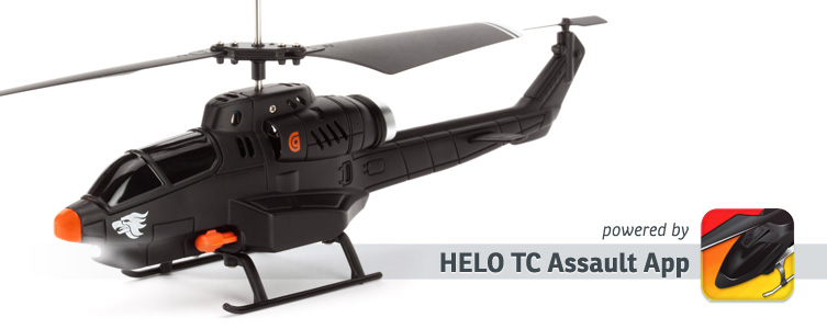 Griffin HELO TC Assault RC Helicopter