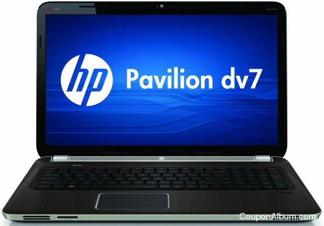 HP Pavilion dv7t Quad Edition