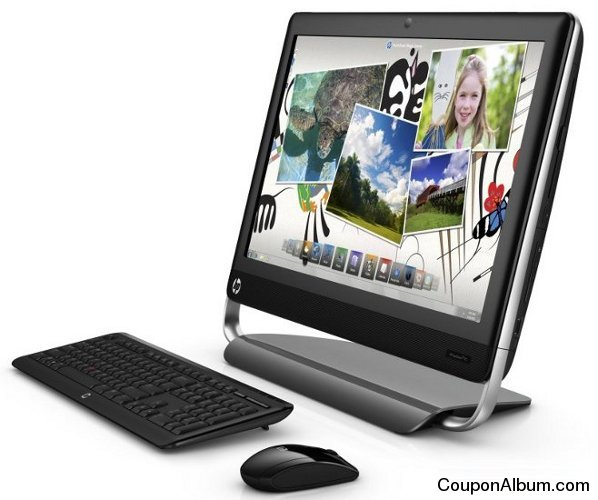HP TouchSmart 520t
