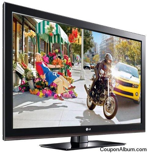 LG 37LK450 LCD HDTV