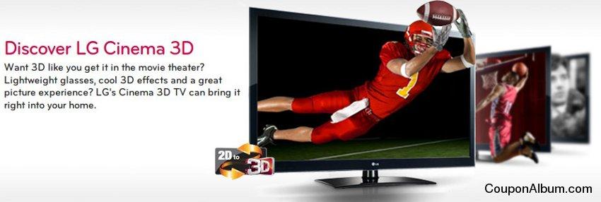 LG 47LW5600 3D LED-LCD HDTV
