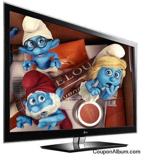 LG 60PZ950 Class 3D Smart Plasma HDTV
