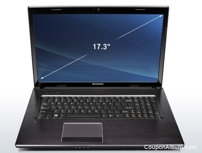 Lenovo G770 Laptop