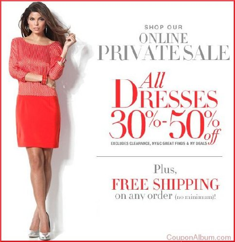 New York & Company Online Private Sale