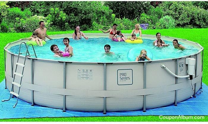 Pro Series Frame Pool