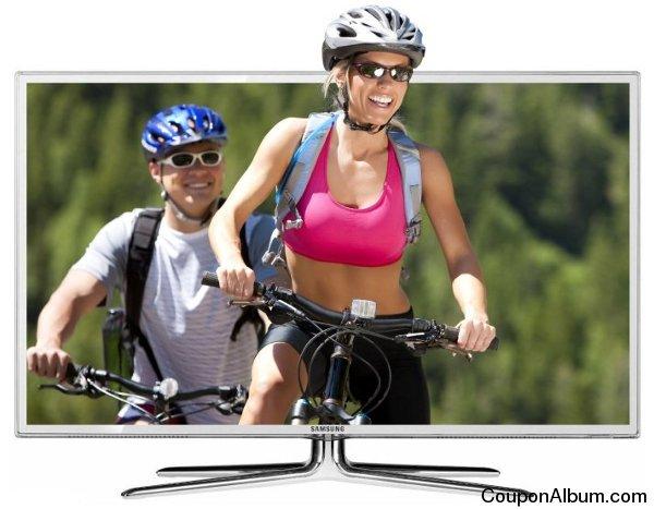 Samsung UN55D7000 3D LED HDTV