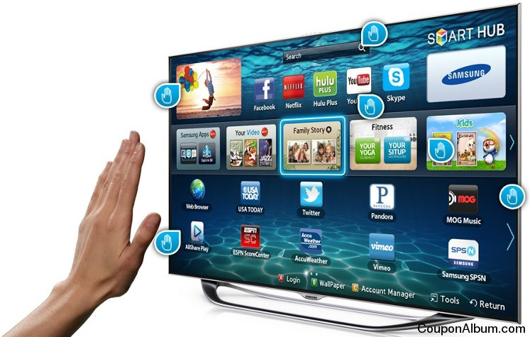 Samsung UN55ES8000 3D LED HDTV