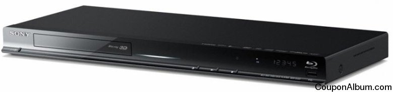 Sony BDP-S480 3D Blu-ray Disc Player