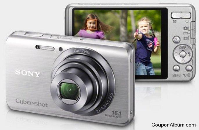 Sony Cyber-shot DSC-W650 Digital Camera