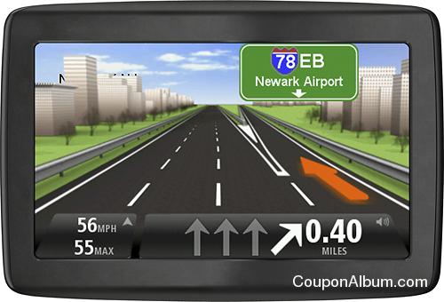 TomTom VIA 1405 GPS Navigator