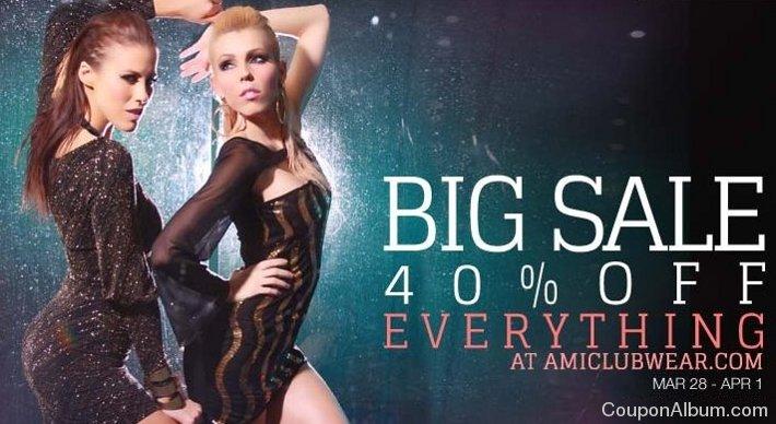 amiclubwear big sale