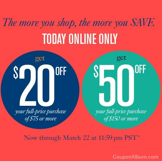 ann taylor loft today online only