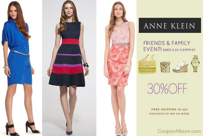 anne klein friends-family event