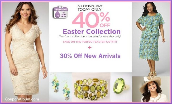 catherines easter special offer