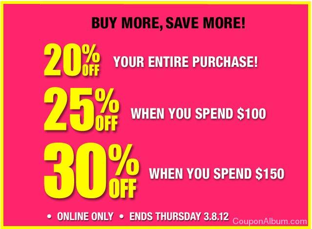 delias buy more save more