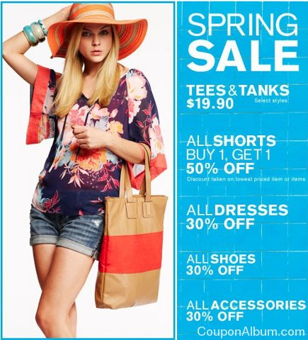 express spring sale